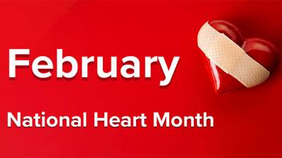 It's National Heart Month
