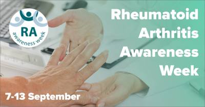 Rheumatoid Arthritis (RA) Awareness Week 2020